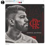Gabigol al Flamengo
