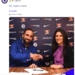 Higuain al Chelsea
