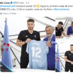 Hoedt al Celta Vigo