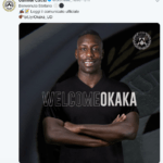 Okaka all'Udinese