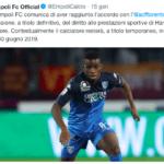Traore alla Fiorentina