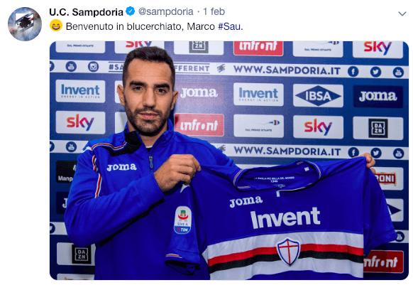 http://www.ultimecalciomercato.com/wp-content/uploads/2019/02/sau-alla-sampdoria.png