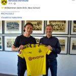 Il Borussia Dortmund acquista Schulz