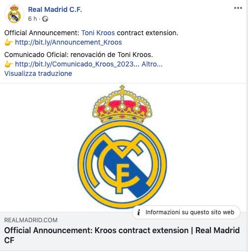 Real Madrid: Jovic ha firmato fino al 2025