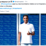 Real Madrid: preso Rodrygo Goes