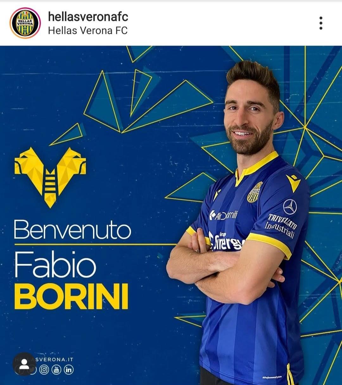 Borini dal Milan al Verona