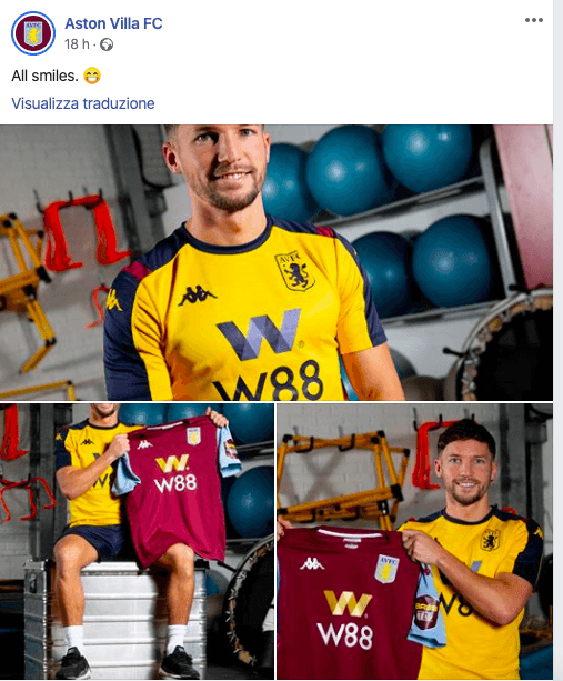 Drinkwater all'Aston Villa